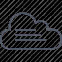 cloud, communication, data, guardar, internet, save, upload icon