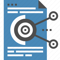 connection, data, document, file, link, network, share icon