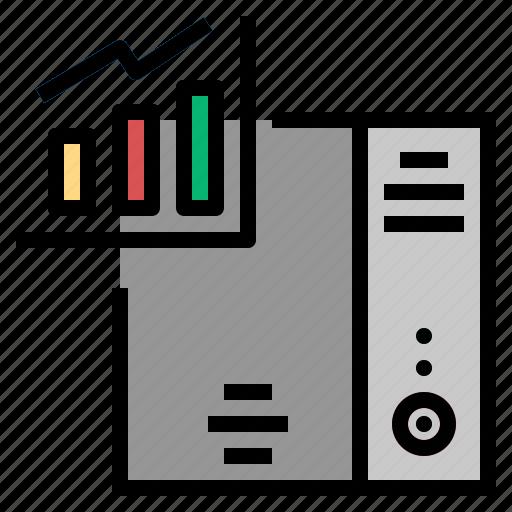 clientserver, data, datamanagement, preferences, server, statistics icon