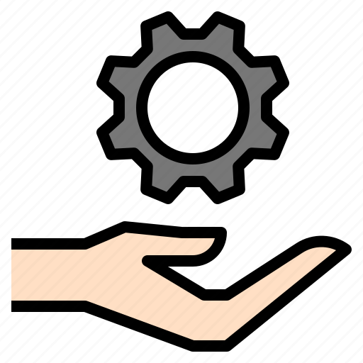 control, management, plan, strategy icon