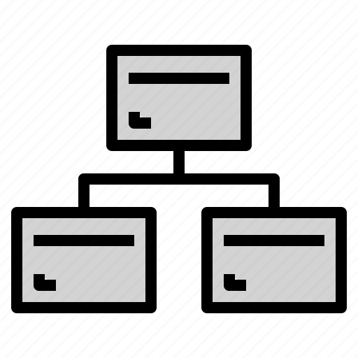 layout, site map icon