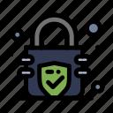 encryption, lock, security