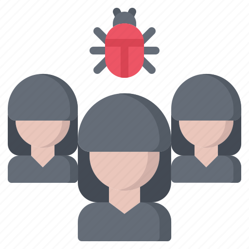 Bug, hacker, network, organization, protection, security, virus icon - Download on Iconfinder