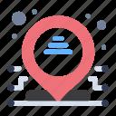 address, dedicated, ip icon