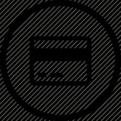 configuration, credit, data, settings icon