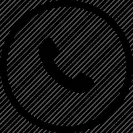 configuration, data, landline, phone, settings icon