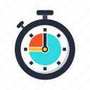 clock, efficiency, measure, stopwatch, time, timer, watch icon