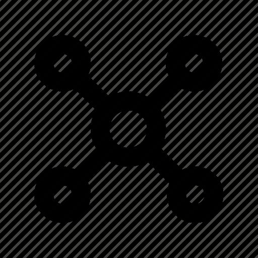 affiliate network, network, organization, scheme, viral marketing icon