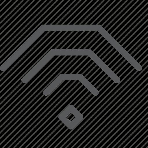 connect, data transfer, internet, network, signal, web, wifi, wireless icon