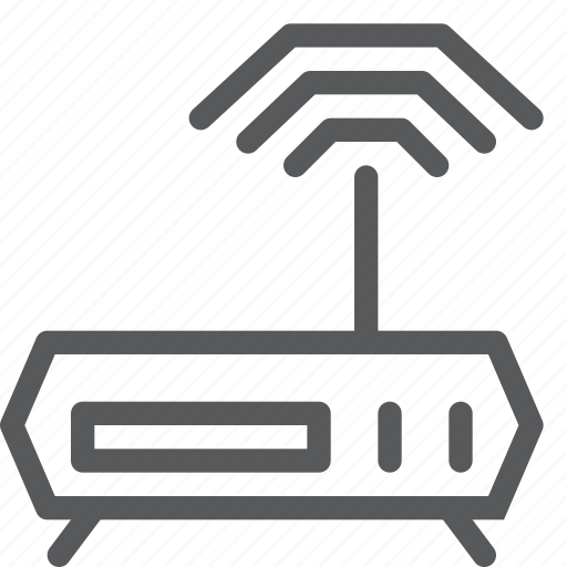 connection, internet, modem, router, signal, transfer, wifi, wireless icon