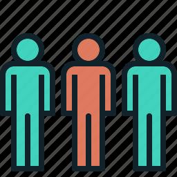 avatar, body, data, human, man, paper, representation icon