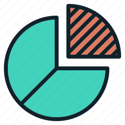 category, chart, elements, infographics, pie icon