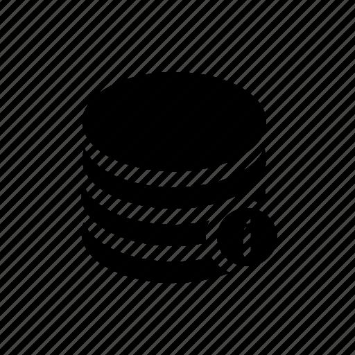 database, db, index, information, record, storage icon