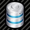 active, data, database, hosting, live, online icon
