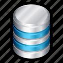 big data, data, database, server, stack, storage icon