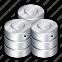 big data, data, database, databases, file, storage icon