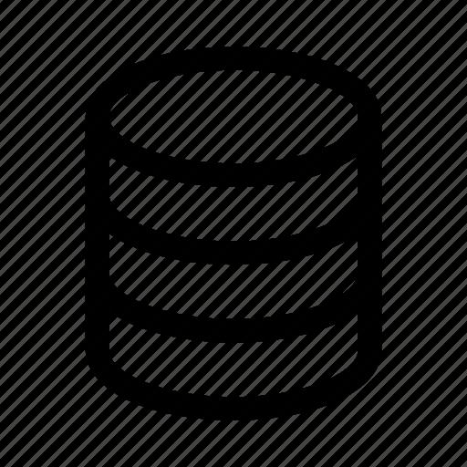 Db, storage, database, attribute, data icon - Download on Iconfinder