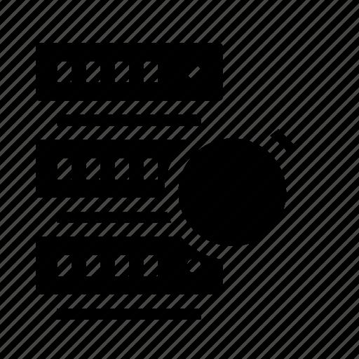 Bomb, data, database, destroy, server icon - Download on Iconfinder
