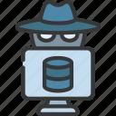 data, hacker, storage, information, hacking