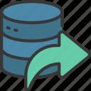 send, data, storage, information, share