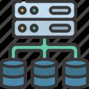 server, data, network, storage, information