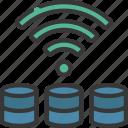wifi, data, storage, information, wireless