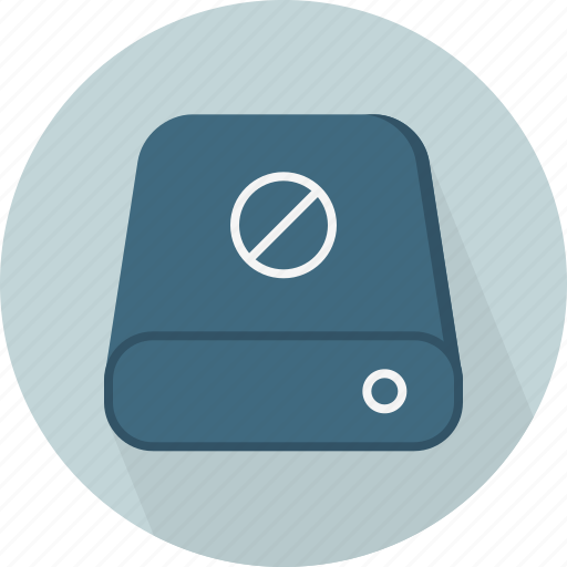 block, database, hard-drive, storage icon