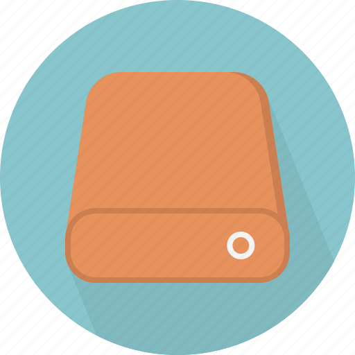 database, disk, hard, hard-drive, storage icon