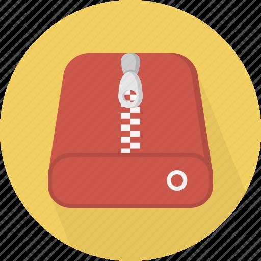 compress, database, storage, zip icon