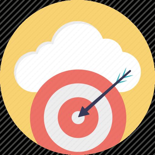 cloud advertising, cloud marketing, cloud marketing campaigns, online marketing, online marketing strategies icon