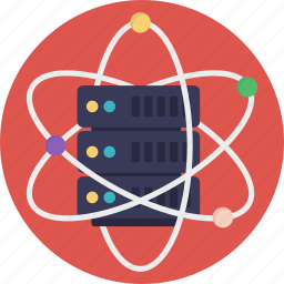 computer sciences, data science, data-driven science, information science, machine learning icon