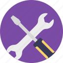 hardware, maintenance, repair, support, tools icon