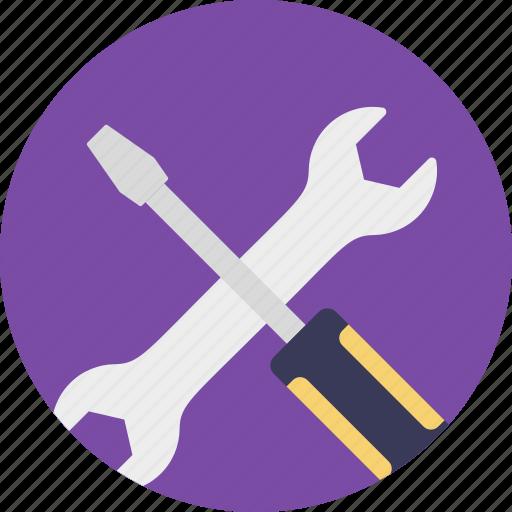 hardware, maintenance, repair, support, tools icon