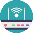 access point, wifi hotspot, wifi network, wifi router, wireless icon