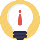 information innovation, information technology, information technology inspirations, internet technology symbol, light bulb with info sign icon