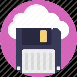 cloud backup, cloud backup service, cloud data center, online backup service, online storage icon