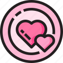 couple, date, life, love, valentine icon