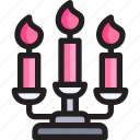 candles, couple, date, life, love, valentine