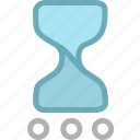 loading, processing, wait icon