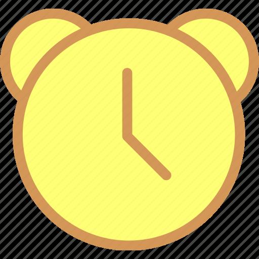 alarm, alert, ring, time, watch icon
