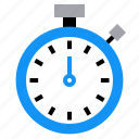 clock, stopwatch, time, timer