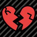 broken, heart, love, dating, relationship