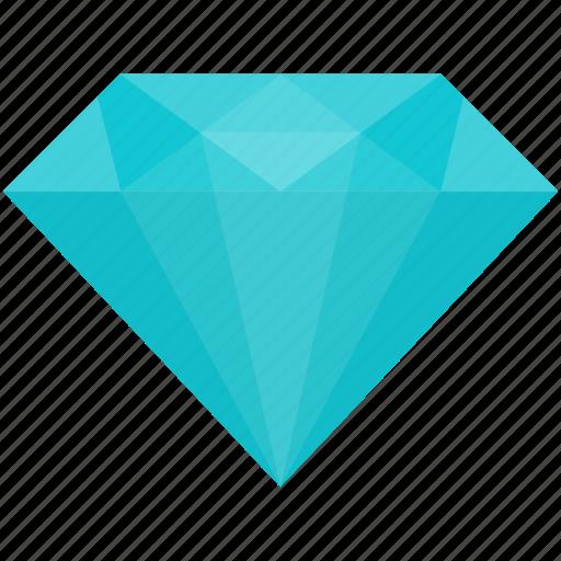 Crystal, diamond, expensive, gemstone, jewel, jewelry, premium icon - Download on Iconfinder