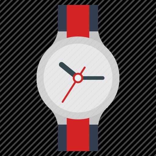 Alarm, clock, schedule, stopwatch, time, watch, wrist icon - Download on Iconfinder