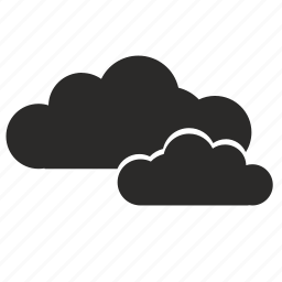 clouds, weather icon