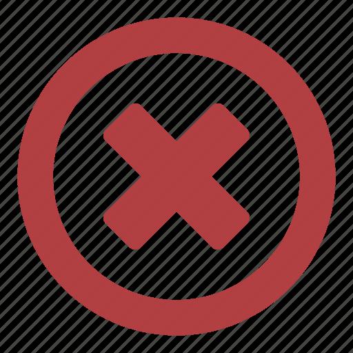 close, cross, delete, remove, x icon