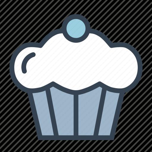 confectionery, cream, cup, dessert, ice, sugar, treat icon