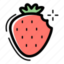 casino, dessert, food, fruit, healthy, strawberry, sweet icon