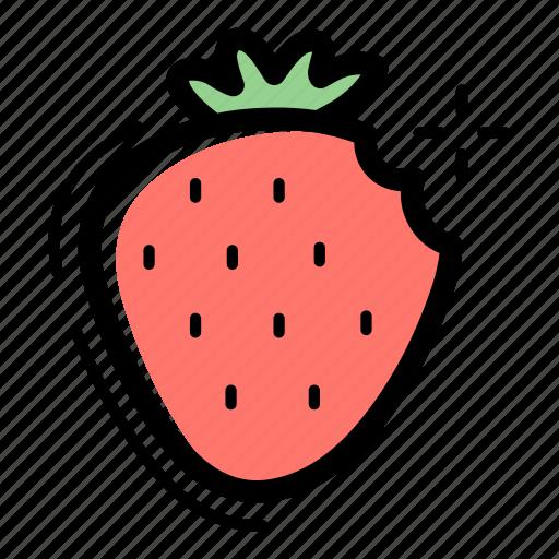 casino, dessert, food, fruit, healthy, strawberry, sweet icon