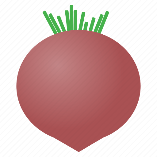beets, food, fresh, healthy, root, turnip, vegetable icon